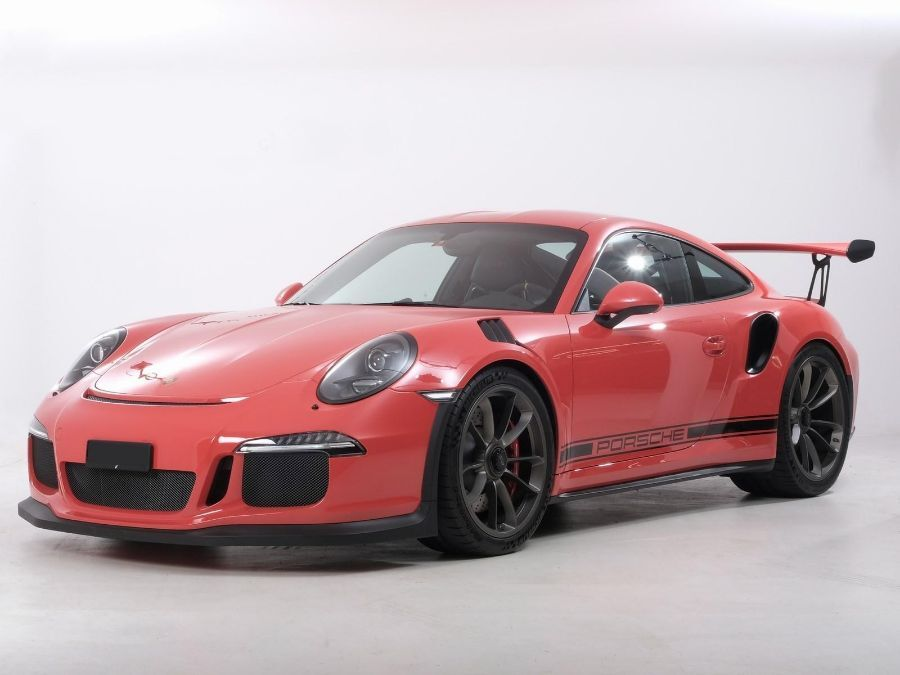 PORSCHE 911 (997) - GT3 RS SIEGE BACQUET EURO 5 450CV 2P BVM (2018)