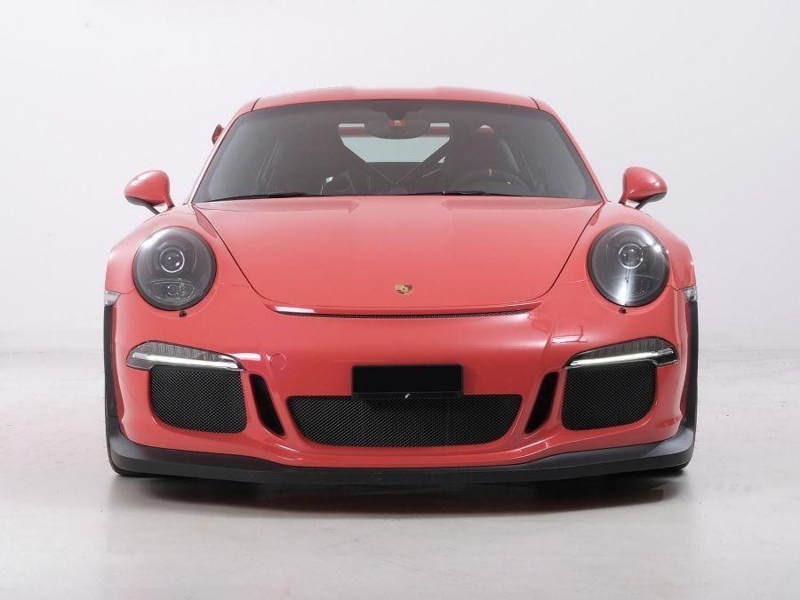 PORSCHE 911 (997) - GT3 RS SIEGE BACQUET EURO 5 450cv 2P BVM