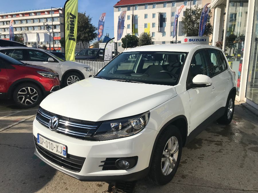 VOLKSWAGEN TIGUAN 2.0 TDI 110CH BLUEMOTION TECHNOLOGY FAP