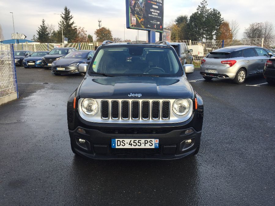 JEEP RENEGADE RENEGADE 2.0 I MULTIJET S&S 140 CH 4X4 LIMITED A