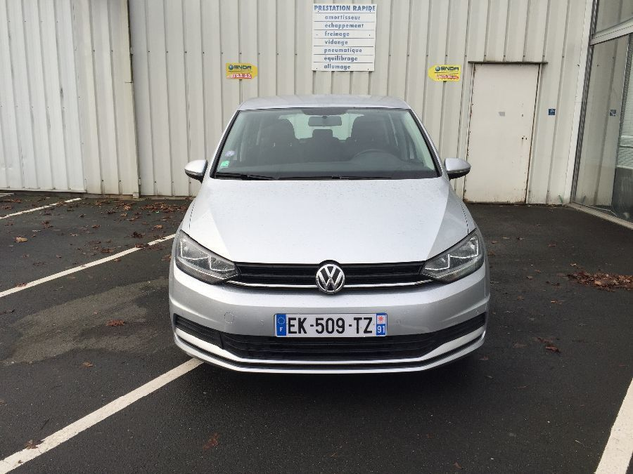 VOLKSWAGEN TOURAN TOURAN 1.2 TSI 110 BLUEMOTION TECHNOLOGY 7PL TRENDLINE