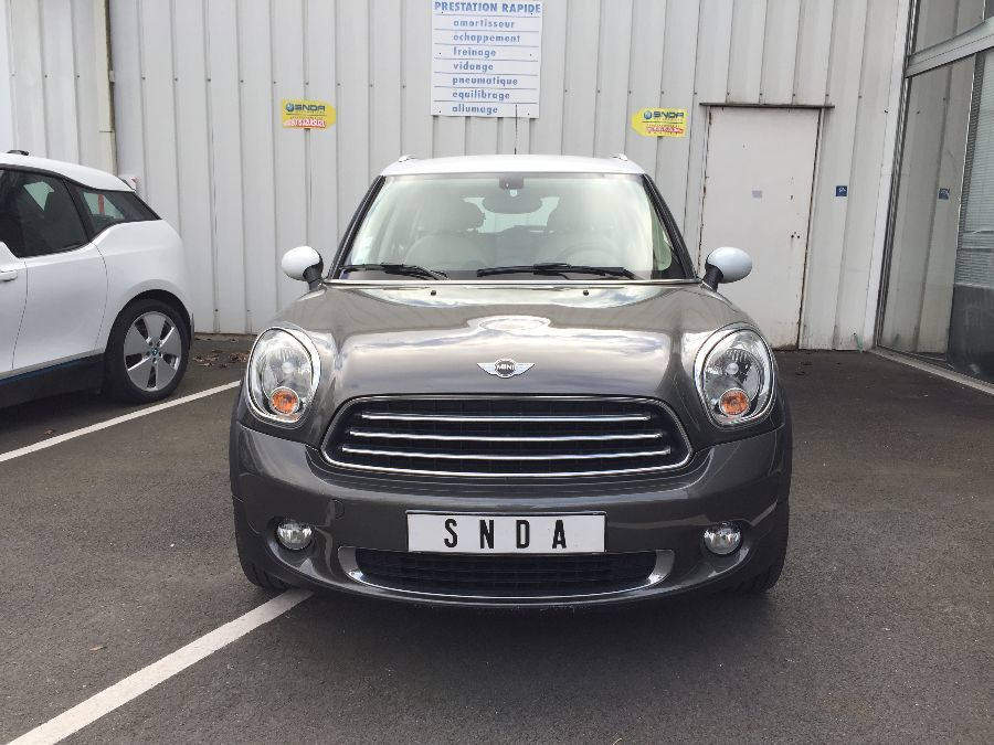 MINI MINI COUNTRYMAN R60 MINI COUNTRYMAN D 112 CH ALL4 COOPER PACK RED HOT CHILI A