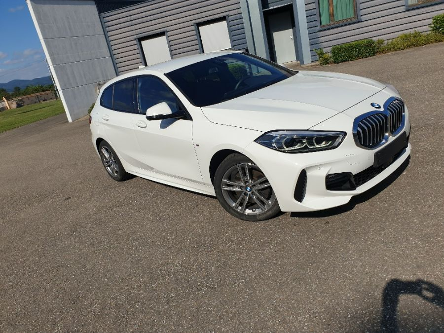 BMW SERIE 1 F40 5 PORTES - 118 I 140 CH DKG7 RAPPORTS M SPORT (2020)