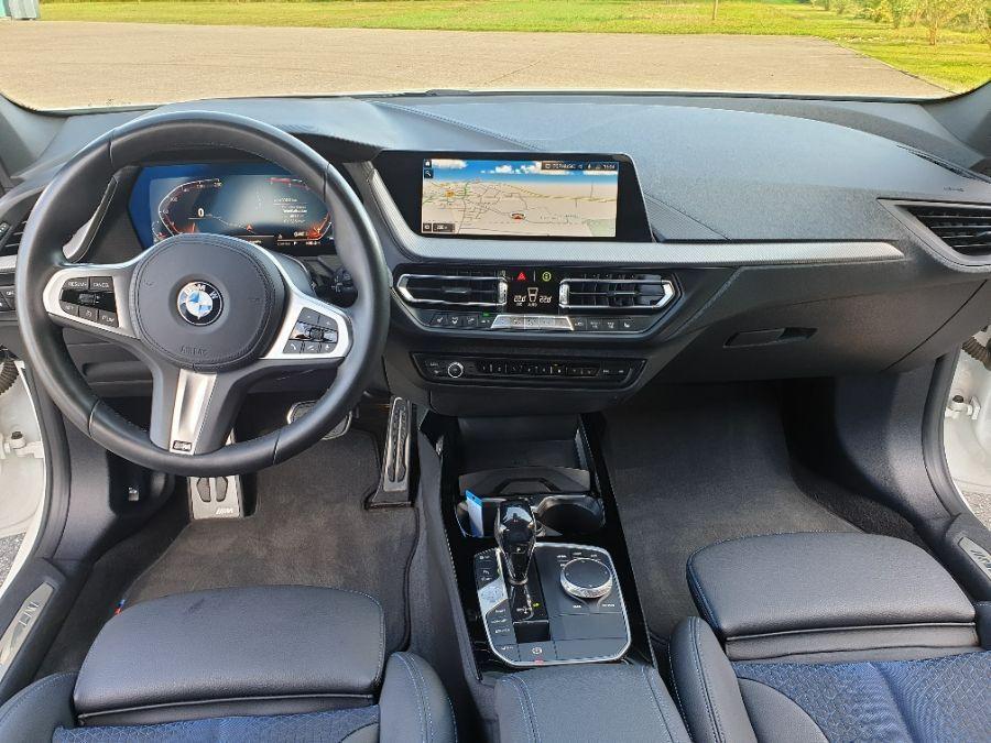 BMW SERIE 1 F40 5 PORTES - 118 i 140 ch DKG7 rapports M Sport