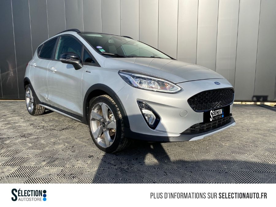 FORD FIESTA - 1.0 ECOBOST 85 S&S BVM6 ACTIVE (2019)