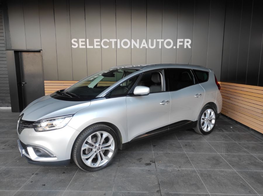 RENAULT GRAND SCENIC IV - DCI 110 ENERGY EDC BUSINESS 7 PL (2018)