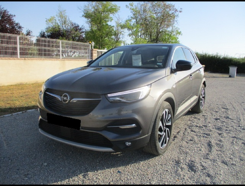 Opel GRANDLAND X - ULTIMATE 2.0 D 177CV EAT8 (2019)