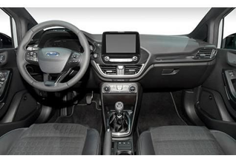 FORD FIESTA VI PHASE 2 - Cool & Connect