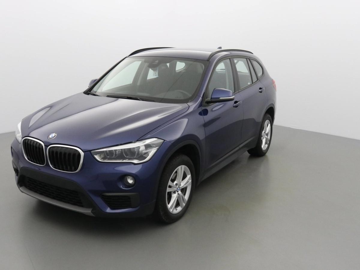 BMW X1 S-DRIVE 18D - D 150 BUSINESS LINE (2017)