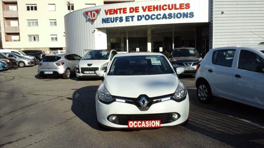 RENAULT CLIO IV - Société Energy dCi (90ch)