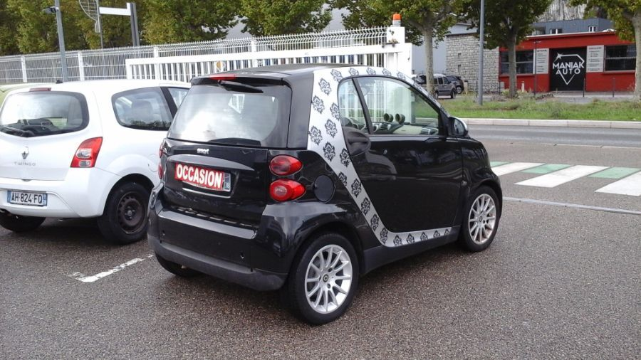 SMART FORTWO I - PULSE SOFTOUCH 45cv COUPE 3P BVA FAP