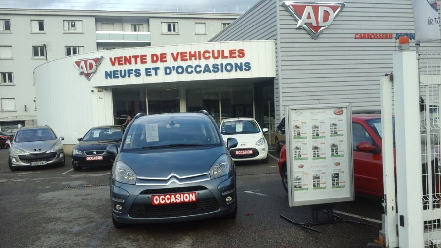 CITROEN C4 PICASSO PHASE 1 - 1.6 HDI 16V ATTRACTION EGS6 112CV MONOSPACE 5P BVA FAP (2011)
