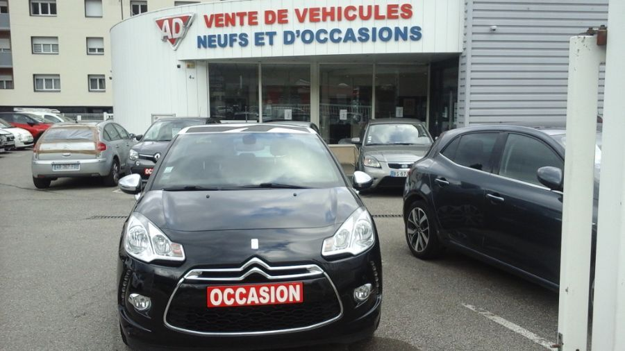 CITROEN DS3 - VTI (82CH) ETG SO CHIC (2015)