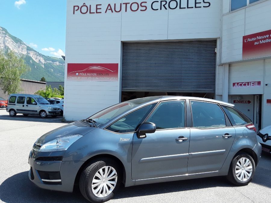 CITROEN C4 PICASSO PHASE 2 - 1.6 HDI 16V EXCLUSIVE 110CV