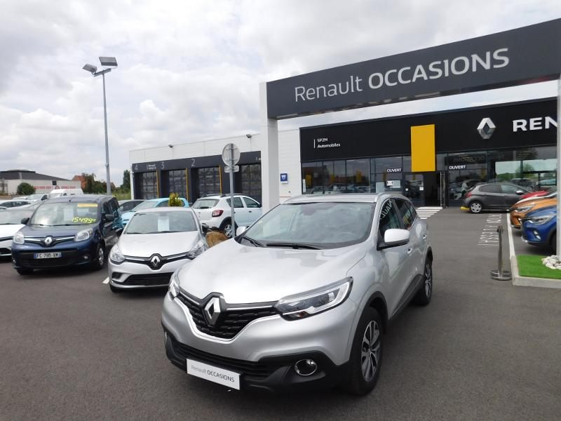 Renault KADJAR - 1.5 DCI 110CH ENERGY BUSINESS ECO² (2018)