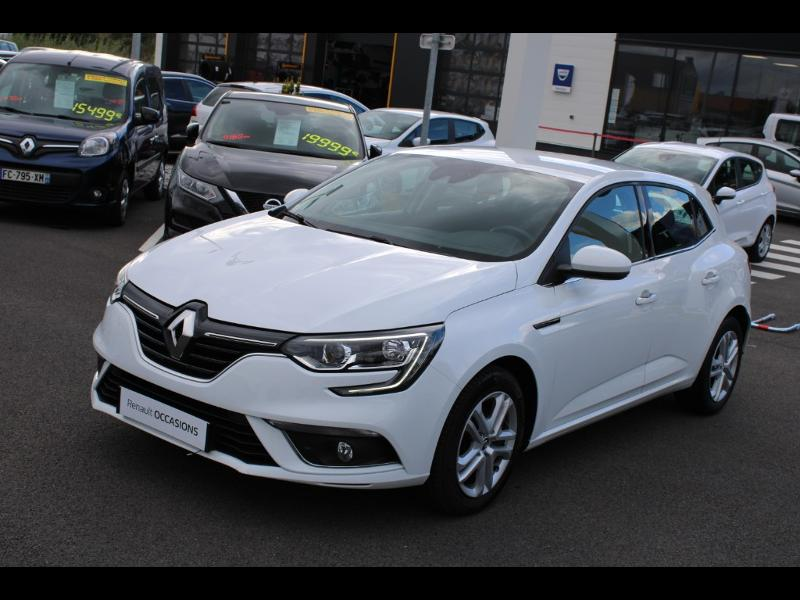 Renault Mégane 1.5 dCi 110ch energy Business eco²