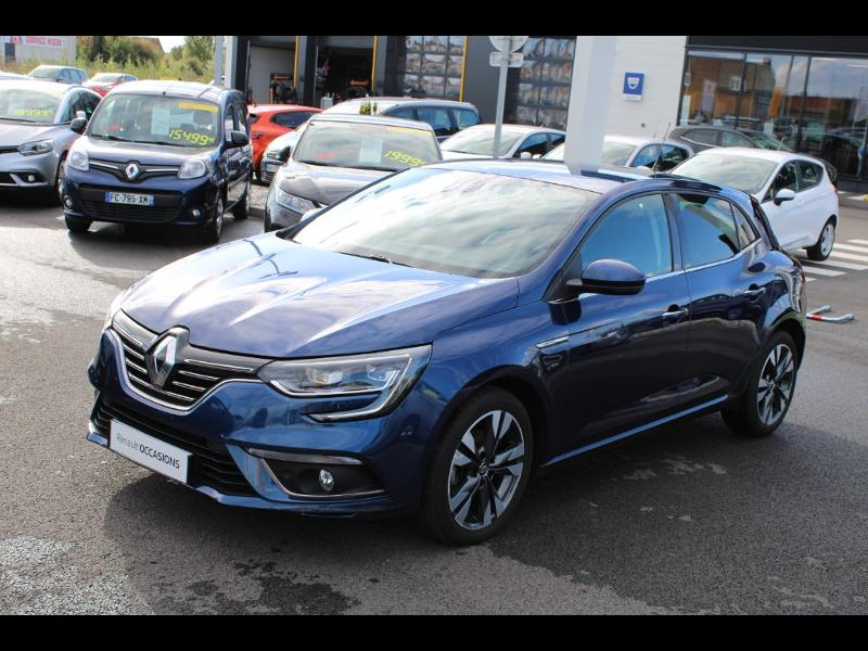 Renault Mégane 1.5 dCi 110ch energy Intens