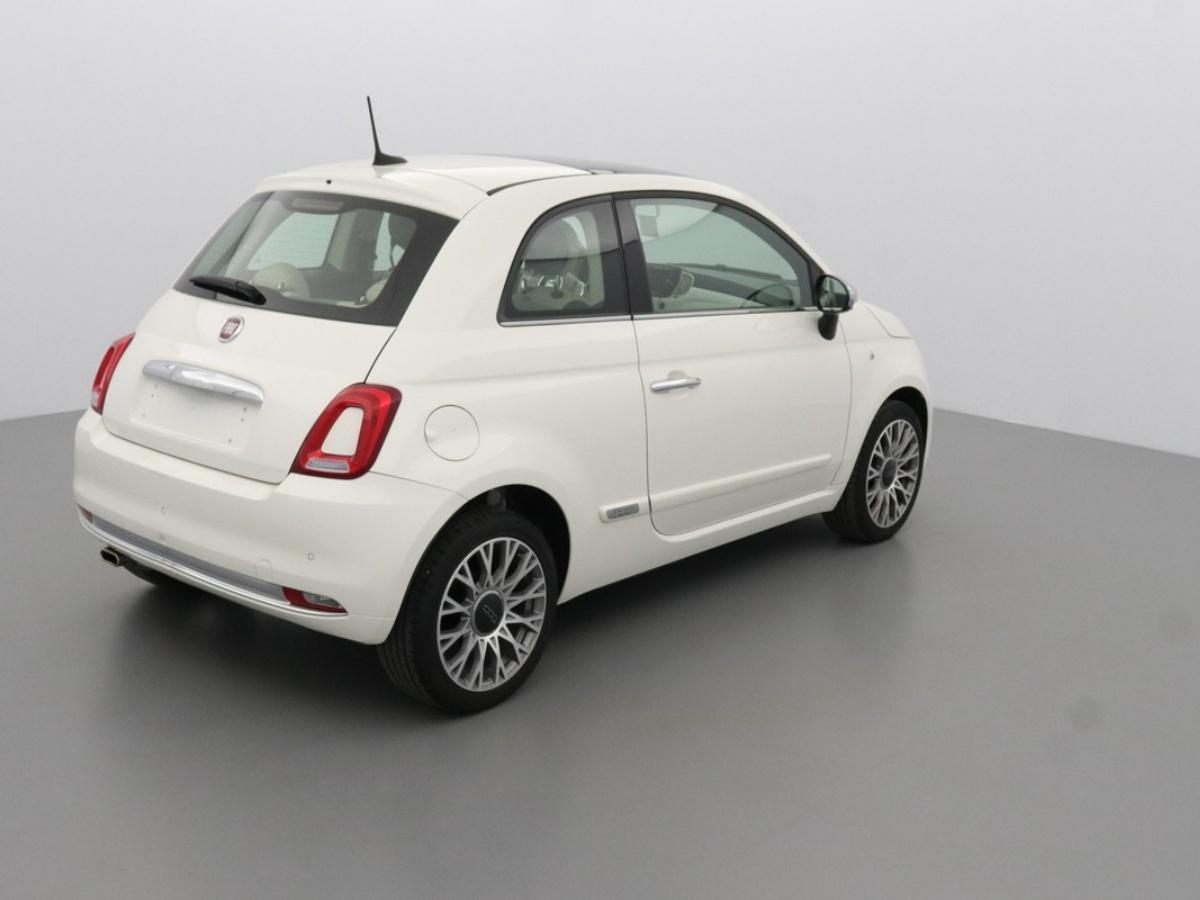 FIAT 500 SERIE 6 - I 69 LOUNGE + NAV + JA16 + RS