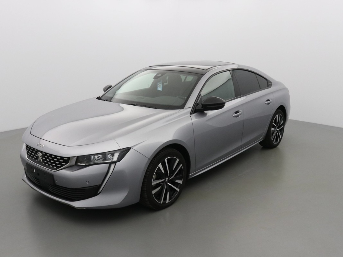 PEUGEOT 508 PHASE 2 - BLUEHDI 180 GT (2019)