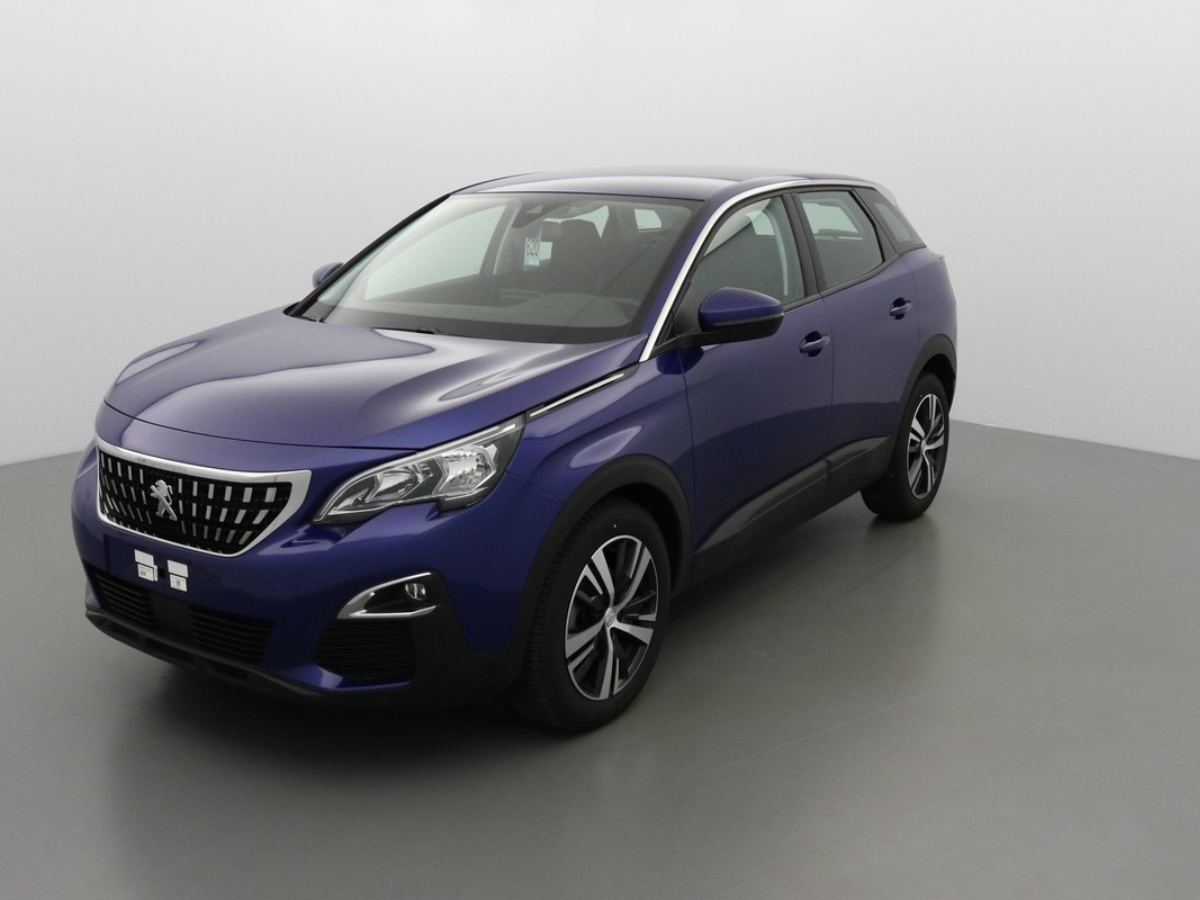 PEUGEOT 3008 - HDI 130 ACTIVE (0)