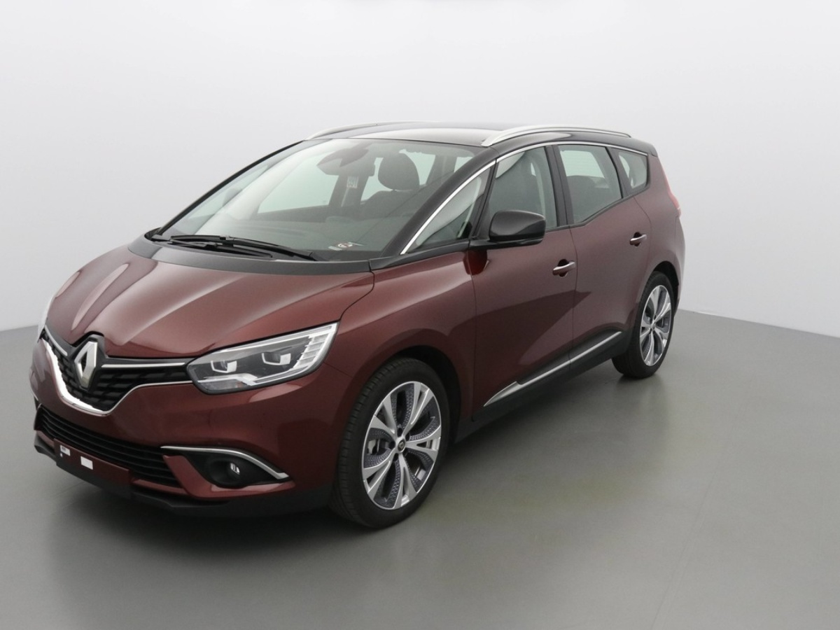 RENAULT GRAND SCENIC 4 - BLUE DCI 150 FINAL EDITION (2020)