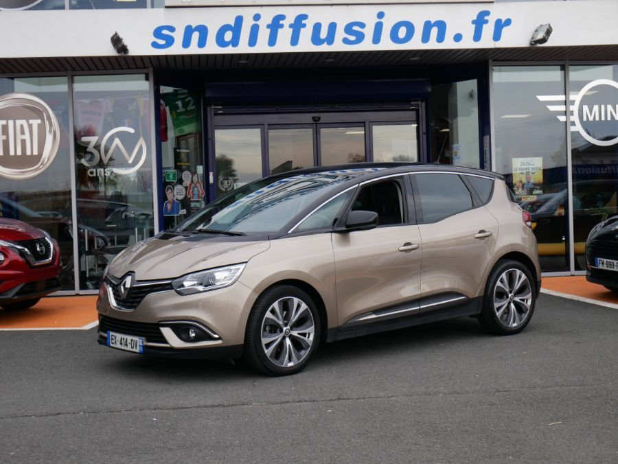 RENAULT SCENIC IV 1.5 DCI 110 INTENS