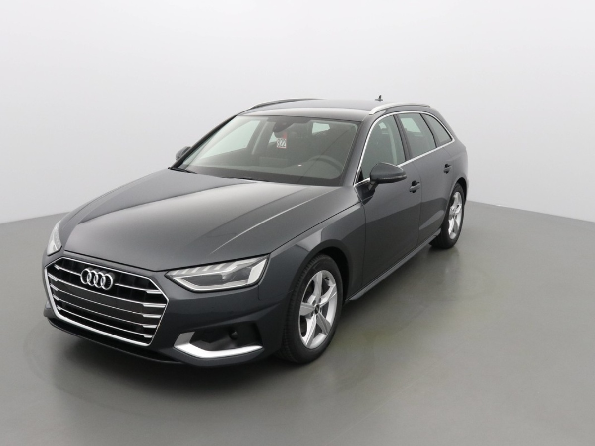 AUDI A4 AVANT - 35 TDI 163 BUSINESS ADVANCED (2020)