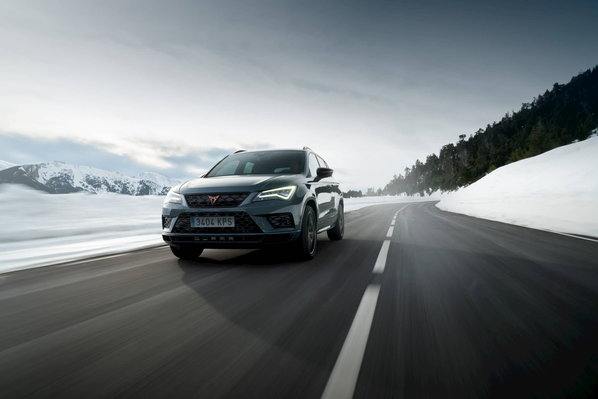 Le Tavascan : le SUV électrique présenté par Cupra