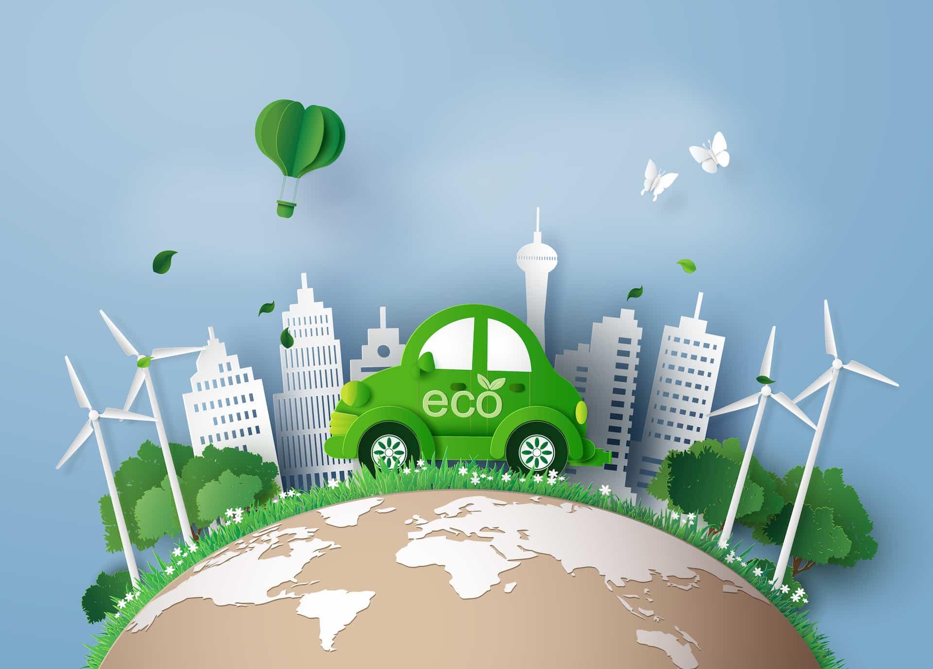 Voiture-écologique