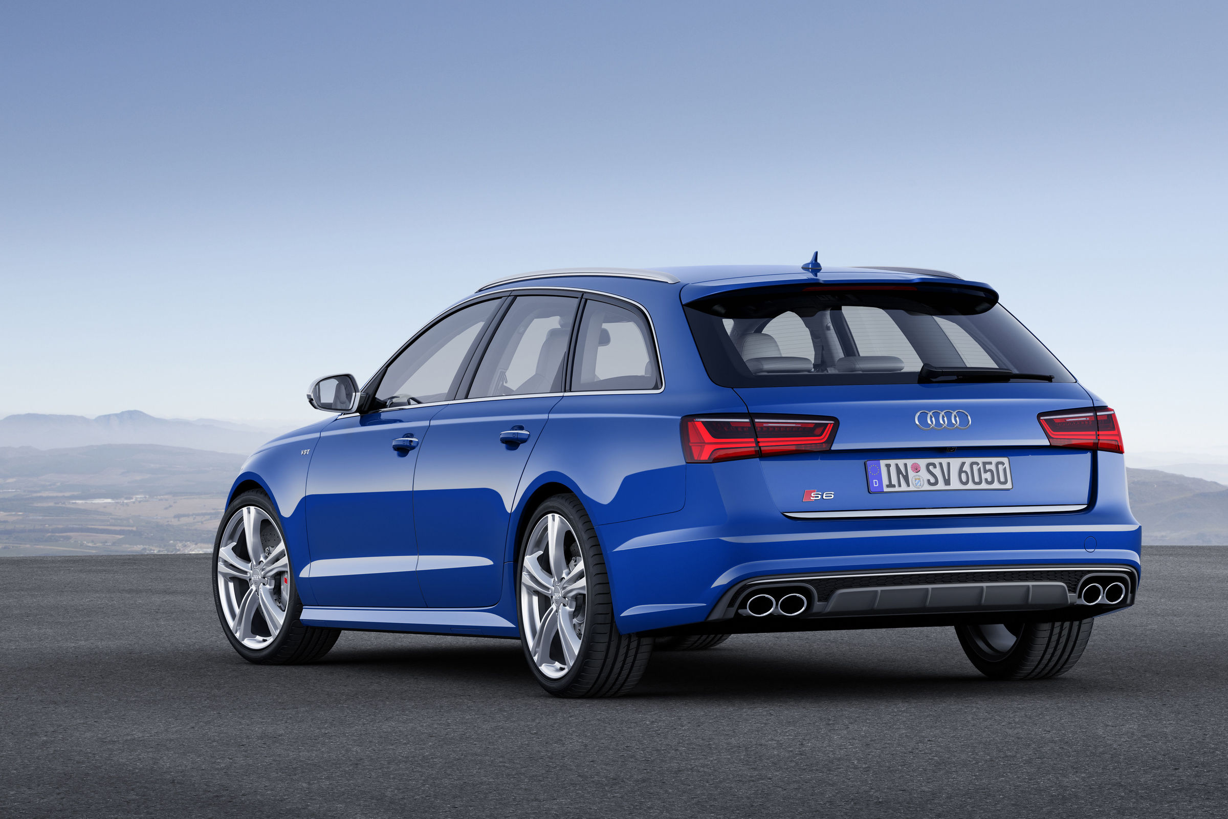 Break sportif de marque Audi