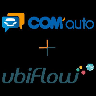 Ubiflow et Com'Auto pour augmenter vos ventes !