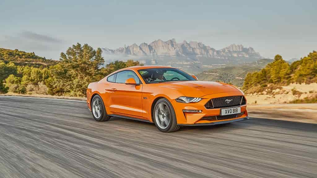 Nouvelle Mustang 2019 : la sportive de chez Ford au galop