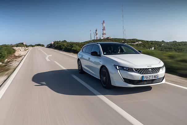 Nouvelle Peugeot 508 SW 2019 : Le break haut de gamme du Lion