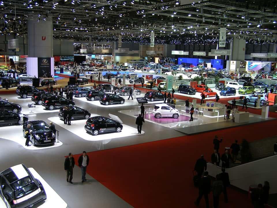 Salon de l'automobile de Genève 2019